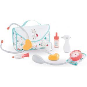 Corolle - 9000141050 - Accessoires pour bébés  36/42 grand coffret docteur corail (466500)