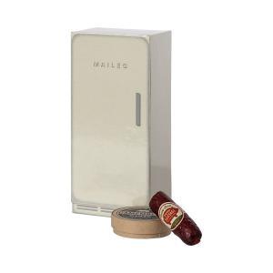 Maileg - 11-1203-00 - Glacière, Souris, taille : H : 13,5 cm - L : 6 cm - l : 5,5 cm (471994)