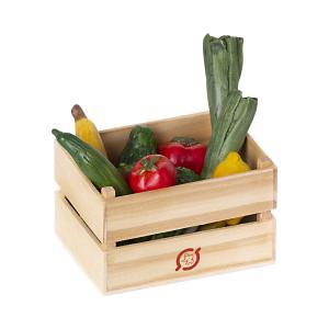 Maileg - 11-1307-00 - Légumes et fruits, taille : H : 4,5 cm - L : 7 cm - l : 5,5 cm (471998)