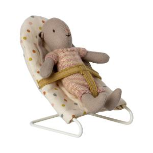 Maileg - 11-1412-00 - Baby-sitter, Micro, taille : H : 9 cm  (472010)