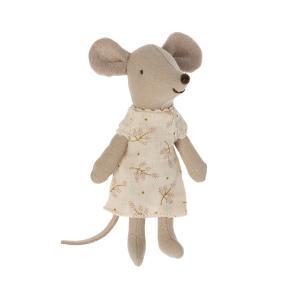 Maileg - 16-1728-02 - Chemise de nuit pour petite soeur souris, taille : H : 6 cm  (472134)