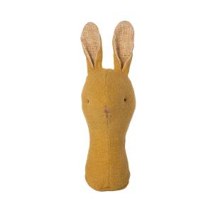 Maileg - 16-1911-00 - Amis berceuse, hochet lapin, taille : H : 13 cm  (472190)