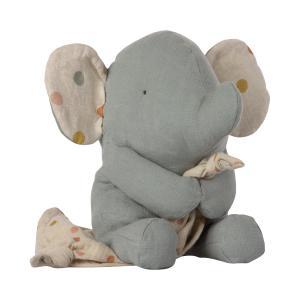 Maileg - 16-1974-00 - Amis berceuse, Éléphant, taille : H : 32 cm  (472210)